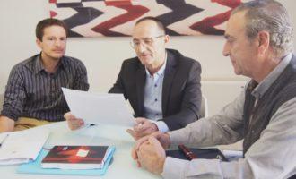 La Diputació ajudarà a Cortes de Pallás a reforestar els seus monts amb un projecte de Gestió del Talent