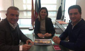 L'Ajuntament de Llíria busca noves vies de negoci local amb el suport de la Generalitat
