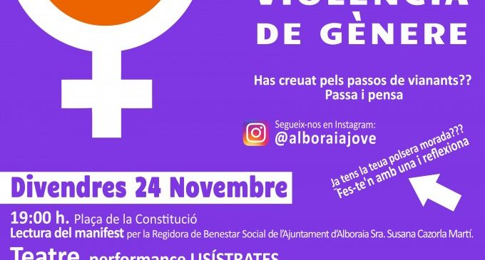 Alboraia, contra la violència de gènere