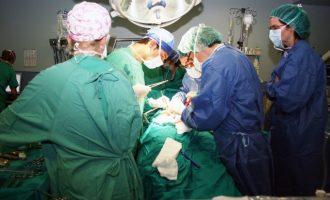 El Peset aconsegueix els 1.000 trasplantaments renals l'any en què tornarà a batre el seu rècord d'activitat