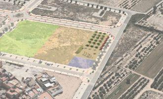 Comença la construcció dels paelleros i la nova zona d'oci a Massamagrell