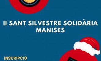 Manises celebrarà la II edició de la seua Sant Silvestre Solidària