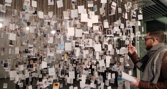 #puntoycoma, una exposició única d'Emilio Chuliá