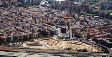 """El Parc Central: així serà el """"nou pulmó"""" de València"""