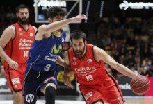 Nova prova per a Valencia Basket en la pista del Estudiantes