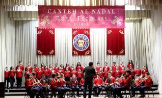 """""""Cantem al Nadal"""" celebra 15 años con la primera participación de la Asociación Pentagrama"""
