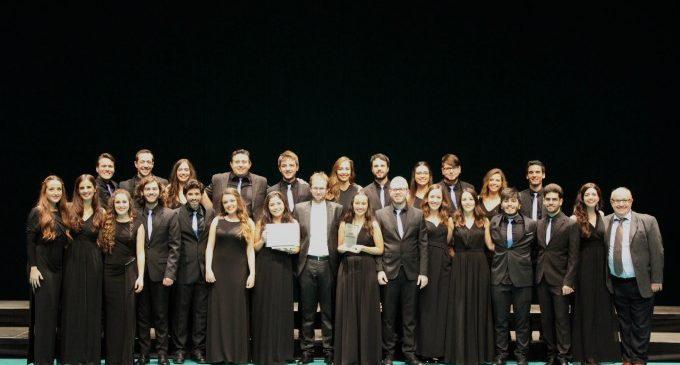 El Cor de cambra Ad Libitum, guanyador del XIX Gran Premi Nacional de Cant Coral