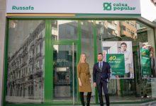 Caixa Popular abre nueva oficina en el barrio de Ruzafa