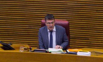 """El PP demana la dimissió de Morera pel seu """"suport a l'independentisme"""": """"Cal fer-li ja un 155"""""""