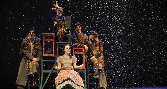 Nadal a l'Escalante s'instal·la al Teatre Rialto amb circ contemporani, teatre i música per a bebés