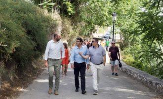Diputació invertirà 196.000 euros en La Canal i el Valle de Ayora-Cofrentes per a donar treball a majors de 55 anys