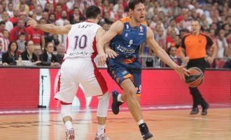 Valencia Basket busca recuperar el 'factor Fonteta' en el seu enfrontament davant l'Estrela Roja Belgrad