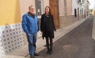 Real destina 225.000 euros de la Diputació a la reurbanització dels carrers del centre urbà del municipi
