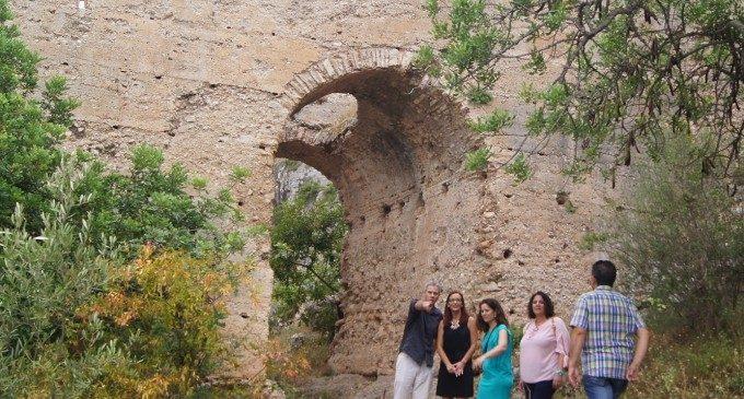 La Diputació destinarà 160.000 euros en 2018 per a la recuperació del Castell de Corbera