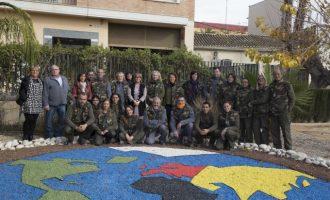 Conclou el taller d'ocupació Canyada de Guaita