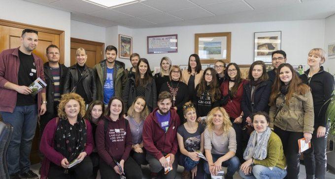 Picassent participa en un intercanvi internacional per combatre la violència de gènere