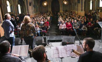 La Beneficència anuncia el Nadal a ritme de nadales folk i música tradicional