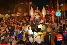 Els Reis Mags recorren també els barris de València