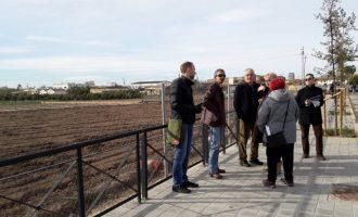 L'Ajuntament millora l'accessibilitat de Forn d'Alcedo