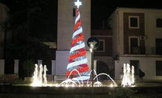Un any més, la Fira de Nadal en el barri de Sant Marcel·lí