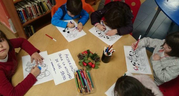 Les Biblioteques Municipals viuen el Nadal en les seues activitats gratuïtes d'animació lectora