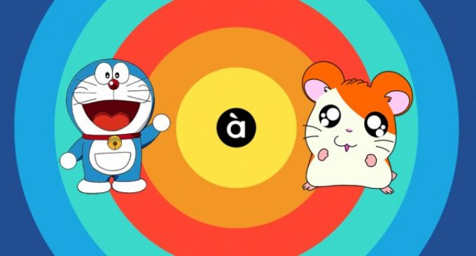 Doraemon y Hamtaro volverán a la web de À Punt