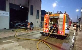 València incorpora 8 bombers en comissió de servicis