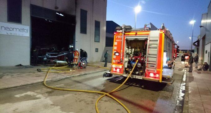 Mor una dona de 70 anys en un incendi a Vinalesa