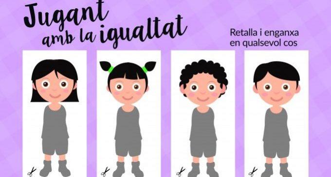 Paiporta llança una campanya pel joc no sexista amb motiu del Nadal