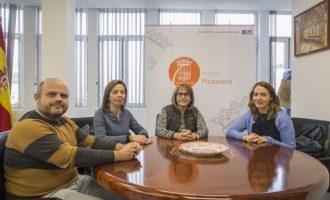 Campanya municipal «A Nadal cap casa sense menjar»