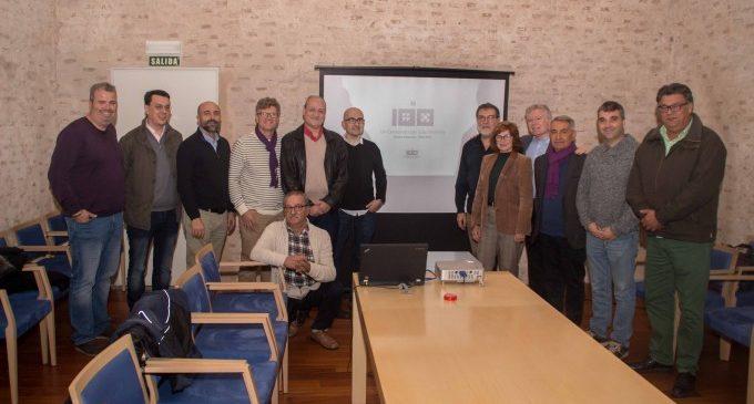Alaquàs presenta la imatge del Centenari de la declaració del Castell com a Monument Històric Artístic Nacional