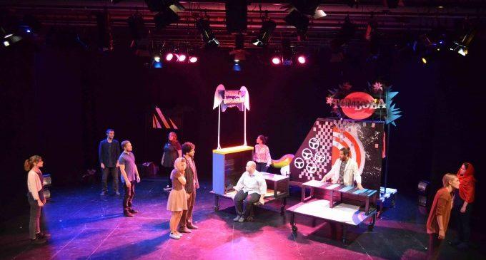 Una nova peça de teatre social arribarà als pobles en 2018 de la mà de l'Àrea de Cultura i d'Europes menudes