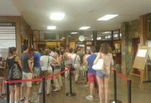 Últimes places per a matricular-se en l'EOI de València