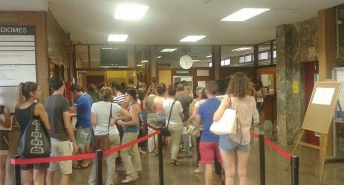 Pugen les taxes de l'Escola Oficial d'Idiomes de València