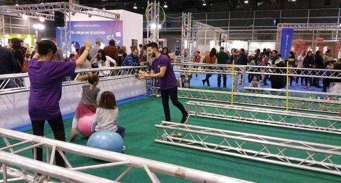 Expojove aposta per l'activitat esportiva