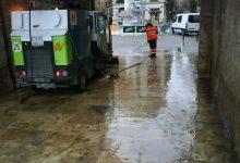 El servei de neteja a la vesprada s'activa en tots els barris de València