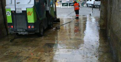 70 millones de euros y sanciones más duras por una València más limpia