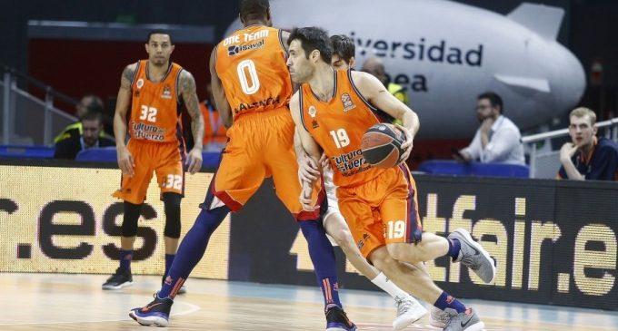 València Basket reprén la Lliga davant el Herbalife Gran Canària