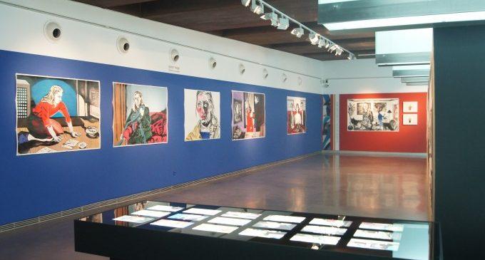 """El MuVIM centra el seu interès en el dibuix, amb l'exposició """"La venedora de fòsfors"""""""
