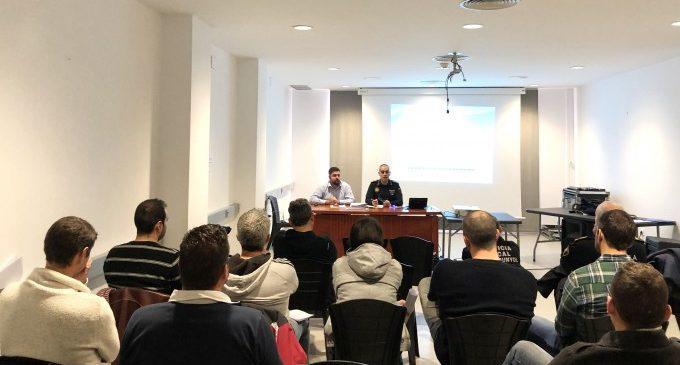 Rafelbunyol presenta el seu pla estratègic de policia local fins a 2020