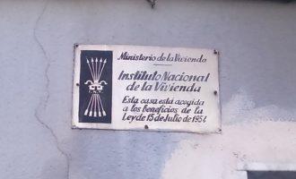 Els veïns i veïnes de Xirivella triaran el model de placa que substituirà les franquistes