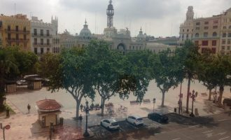 La València dels vianants