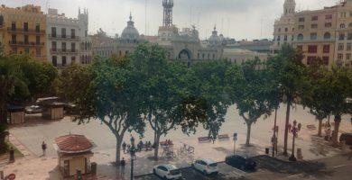 La peatonalización de València