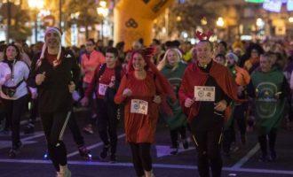La Sant Silvestre recorrerà València el 30 de desembre