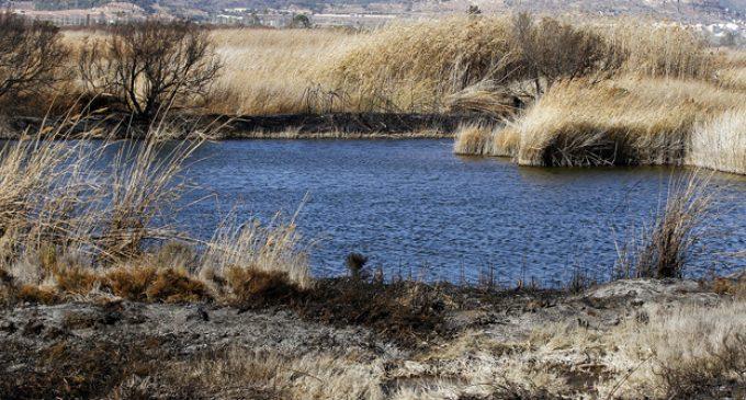 Aigua de qualitat per a la Marjal dels Moros