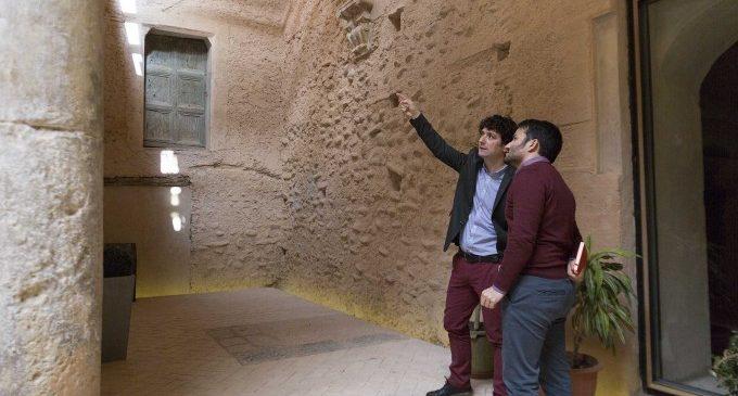 Marzà: 'Licitem una actuació importantíssima al Palau de Betxí d'alt valor patrimonial, una inversió potent al servei de la ciutadania'