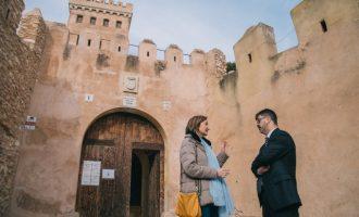 Bétera i Benissanó restauren els seus castells i la Pobla de Vallbona millora la Ciutat Esportiva amb ajuda de la Diputació
