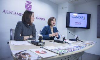 Gandia enarborarà a Fitur la bandera de capital cultural valenciana
