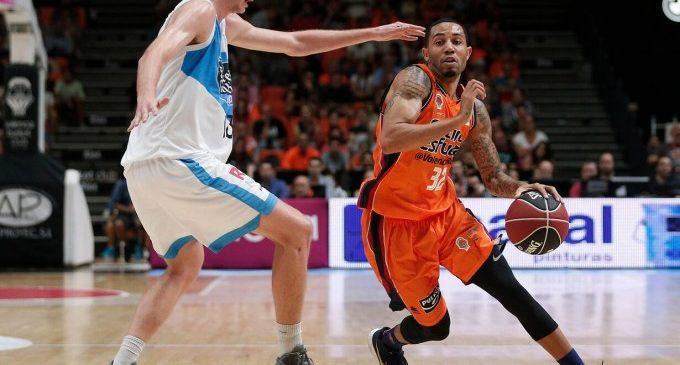 Valencia Basket obri la segona volta de la Liga Endesa visitant la pista del Monbus Obradoiro