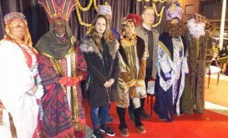 Manises es prepara per a rebre la visita dels Reis Mags